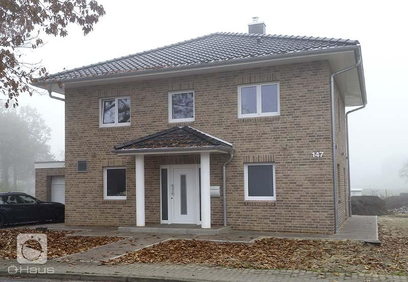 Stadtvilla klinker  Die Hauskreation Stadtvilla von Ö-Haus bietet mehr Raum auf zwei ...
